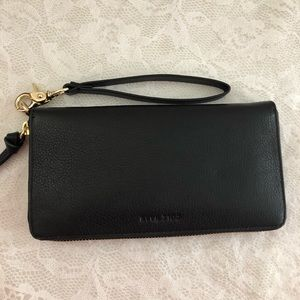 NWOT Cole Haan Leather Clutch
